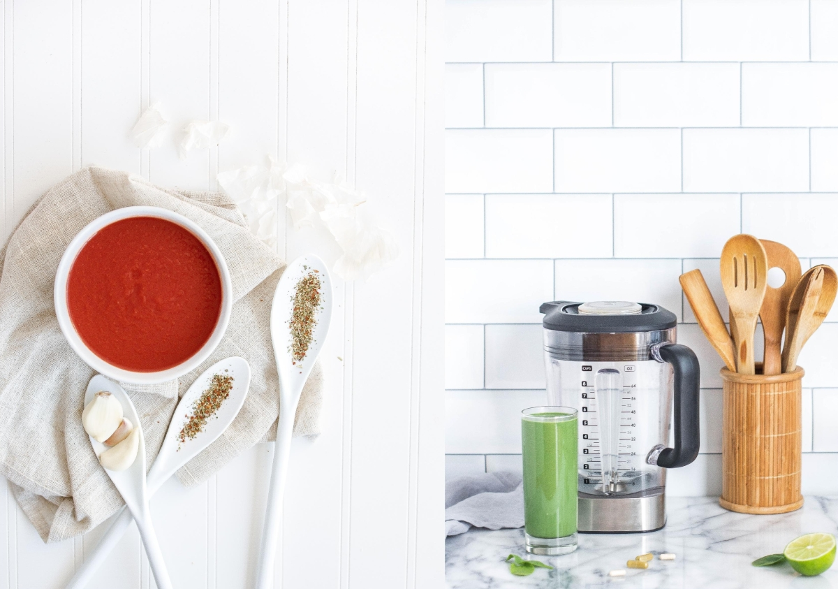Souping vs. Juicing - Welcher Typ bist du?